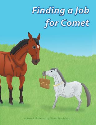 Finding a Job for Comet Cover Image