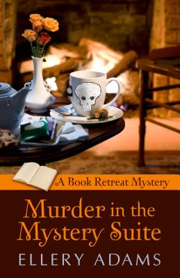 Murder in the Mystery Suite (Book Retreat Mystery) Cover Image