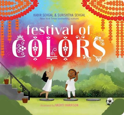 Festival of Colors (Classic Board Books) Cover Image