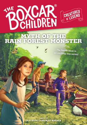 Myth of the Rain Forest Monster cover