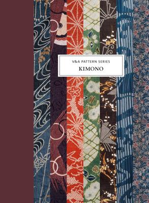 V&A Pattern: Kimono (V&A Patterns) Cover Image