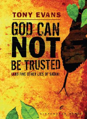 God Can Not Be Trusted Cover