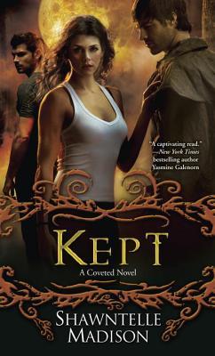 Kept: A Coveted Novel Cover Image