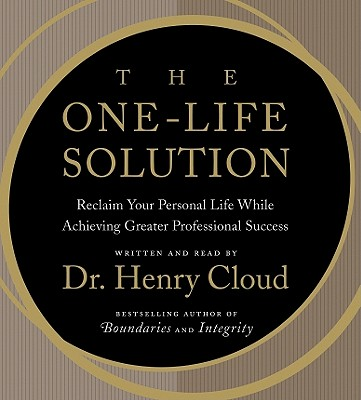 The One-Life Solution CD: The One-Life Solution CD Cover Image