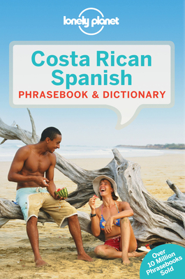 Lonely Planet Costa Rican Spanish Phrasebook & Dictionary 5 Cover Image