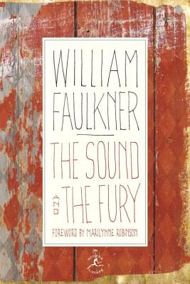 The Sound and the Fury: The Corrected Text with Faulkner's Appendix Cover Image