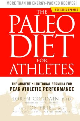 The Paleo Diet for Athletes Cover