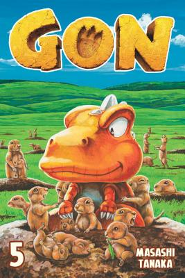 Gon 5 Cover