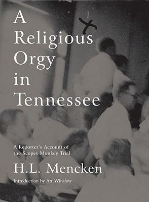 A Religious Orgy in Tennessee Cover