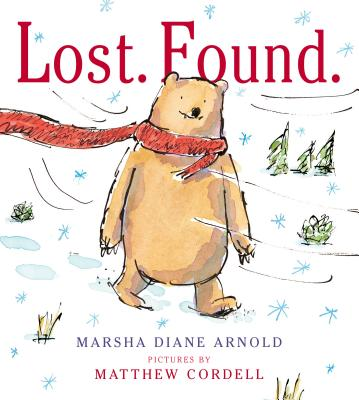 Cover for Lost. Found.