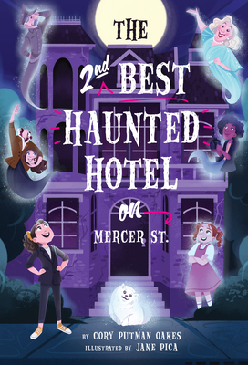 The Second-Best Haunted Hotel on Mercer Street Cover Image