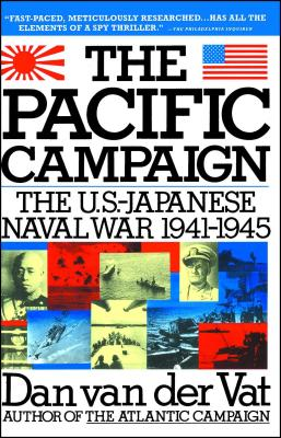 Cover for Pacific Campaign