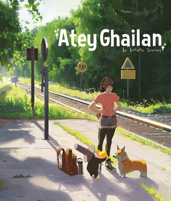 An Artistic Journey: Atey Ghailan Cover Image