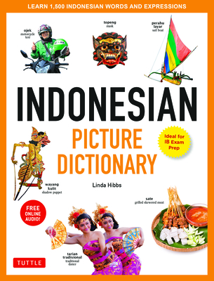 Cover for Indonesian Picture Dictionary