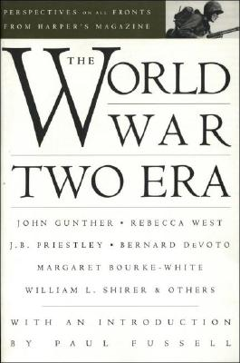 The World War Two Era Cover