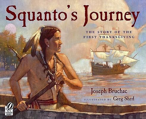 Squanto's Journey Cover