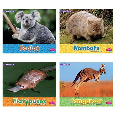 Australian Animals Cover Image