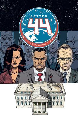 Cover for Letter44 Vol. 1