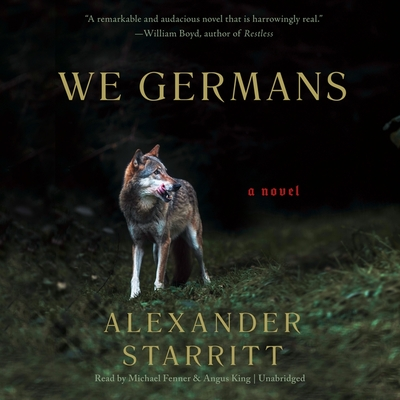 We Germans Cover Image