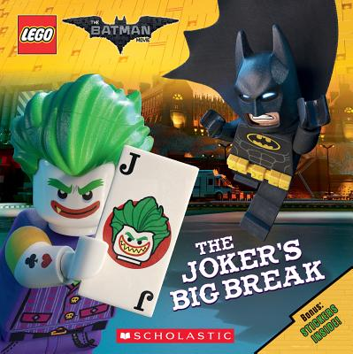 The Joker's Big Break (The LEGO Batman Movie: 8x8) Cover Image
