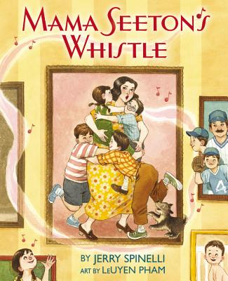 Cover for Mama Seeton's Whistle