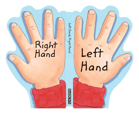 Left Hand, Right Hand Cover