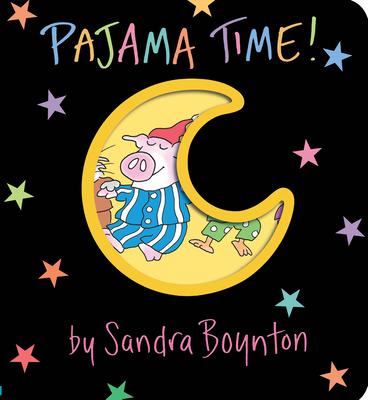 Pajama Time! Cover