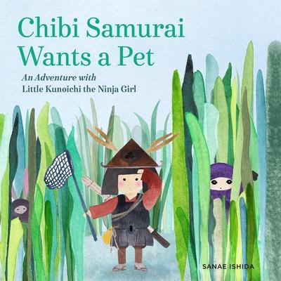 Chibi Samurai Wants a Pet bu Sanae Ishida