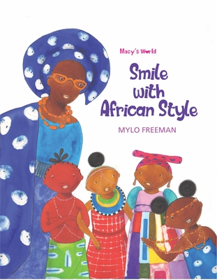 Cover for Smile with African Style