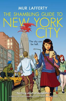 The Shambling Guide to New York City Cover Image