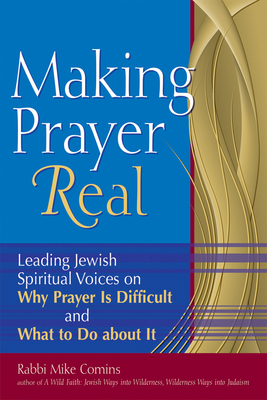 Cover for Making Prayer Real