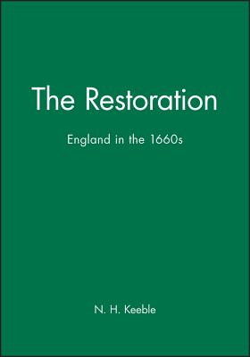 Restoration England 1660s (History of Early Modern England) Cover Image