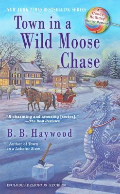 Cover for Town in a Wild Moose Chase