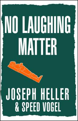 No Laughing Matter Cover
