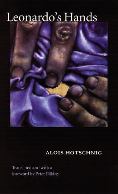Cover for Leonardo's Hands