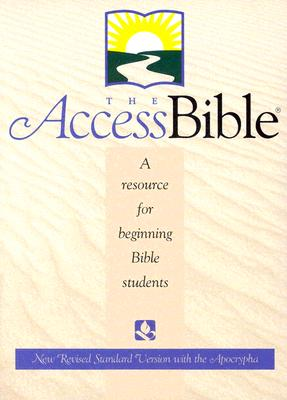 Access Bible-NRSV-Apocrypha Cover