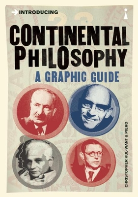 Cover for Introducing Continental Philosophy