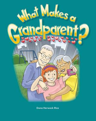 What Makes a Grandparent? Lap Book (Families) (Literacy) Cover Image