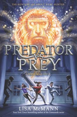 Going Wild #2: Predator vs. Prey Cover Image