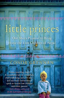 Cover for Little Princes