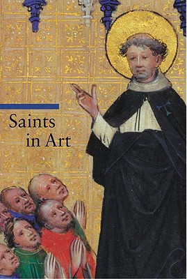 Saints in Art (Guide to Imagery) Cover Image