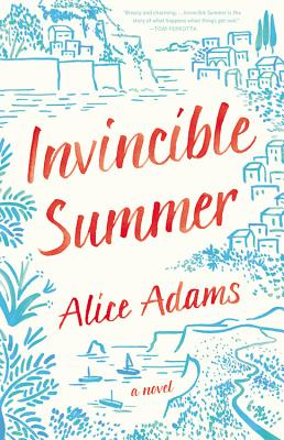 Invincible Summer Cover Image