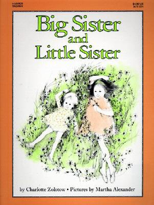 Cover for Big Sister and Little Sister