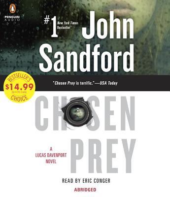 Chosen Prey (A Prey Novel #12) Cover Image
