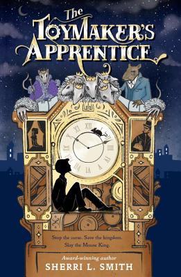 The Toymaker's Apprentice Cover