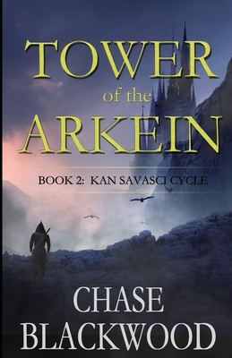 Cover for Tower of the Arkein
