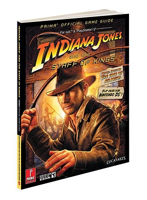 Indiana Jones and the Staff of Kings Cover