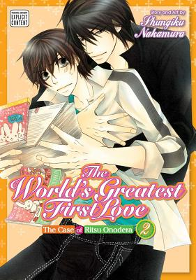 Cover for The World's Greatest First Love, Vol. 2