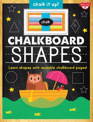 Chalkboard Shapes Cover