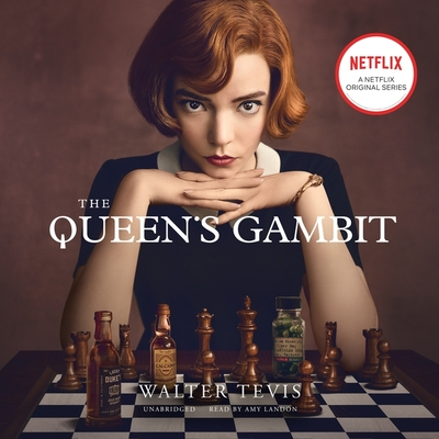 The Queen's Gambit Lib/E Cover Image